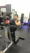 Matrix Fitness - Latihan sit up Six Pack abs