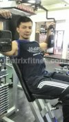 Matrix Gym - Butterfly - Latihan Membentuk Dada