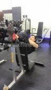 Matrix Gym - Membentuk Perut Six Pack